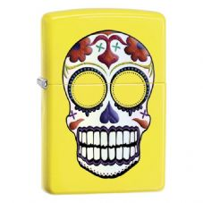 Day of the Dead Zippo Lighter